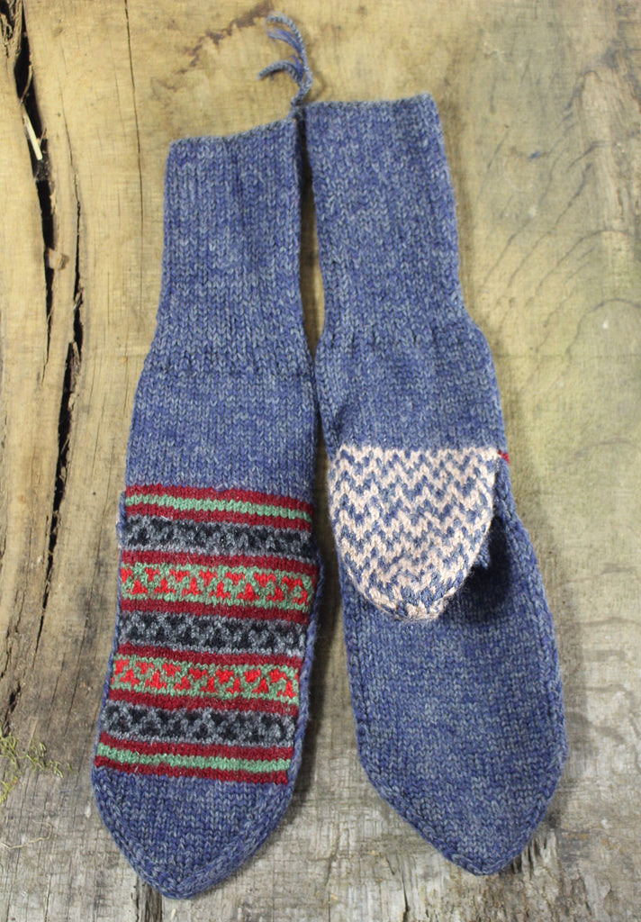 Rambling Roses MEDIUM Secret Spiti Socks