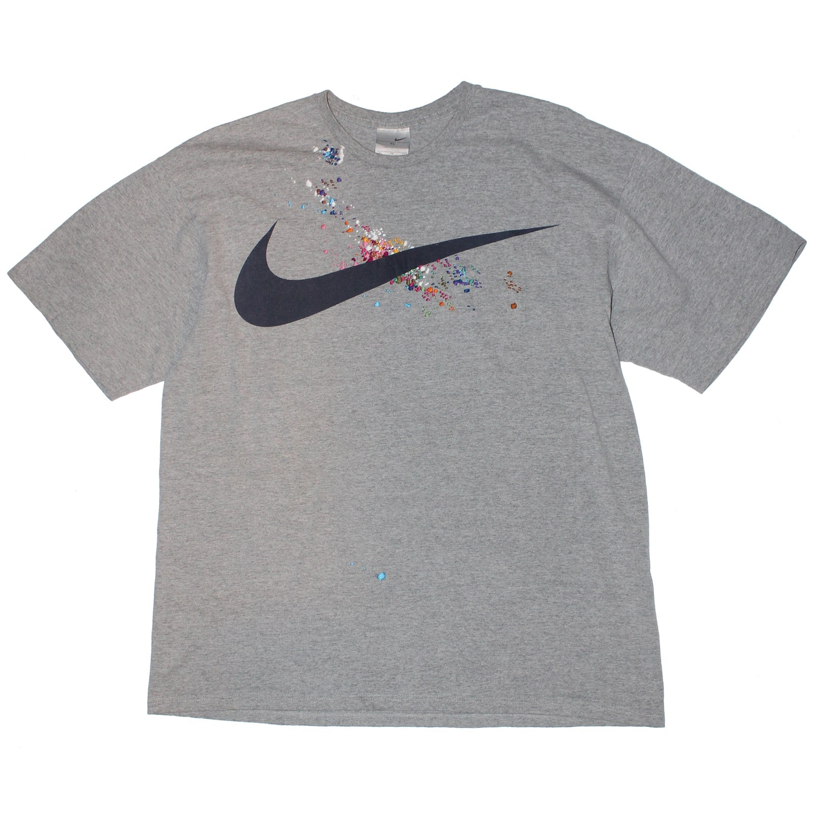 "BANDULU ""BIG MOOD"" VINTAGE  NIKE XL TEE"