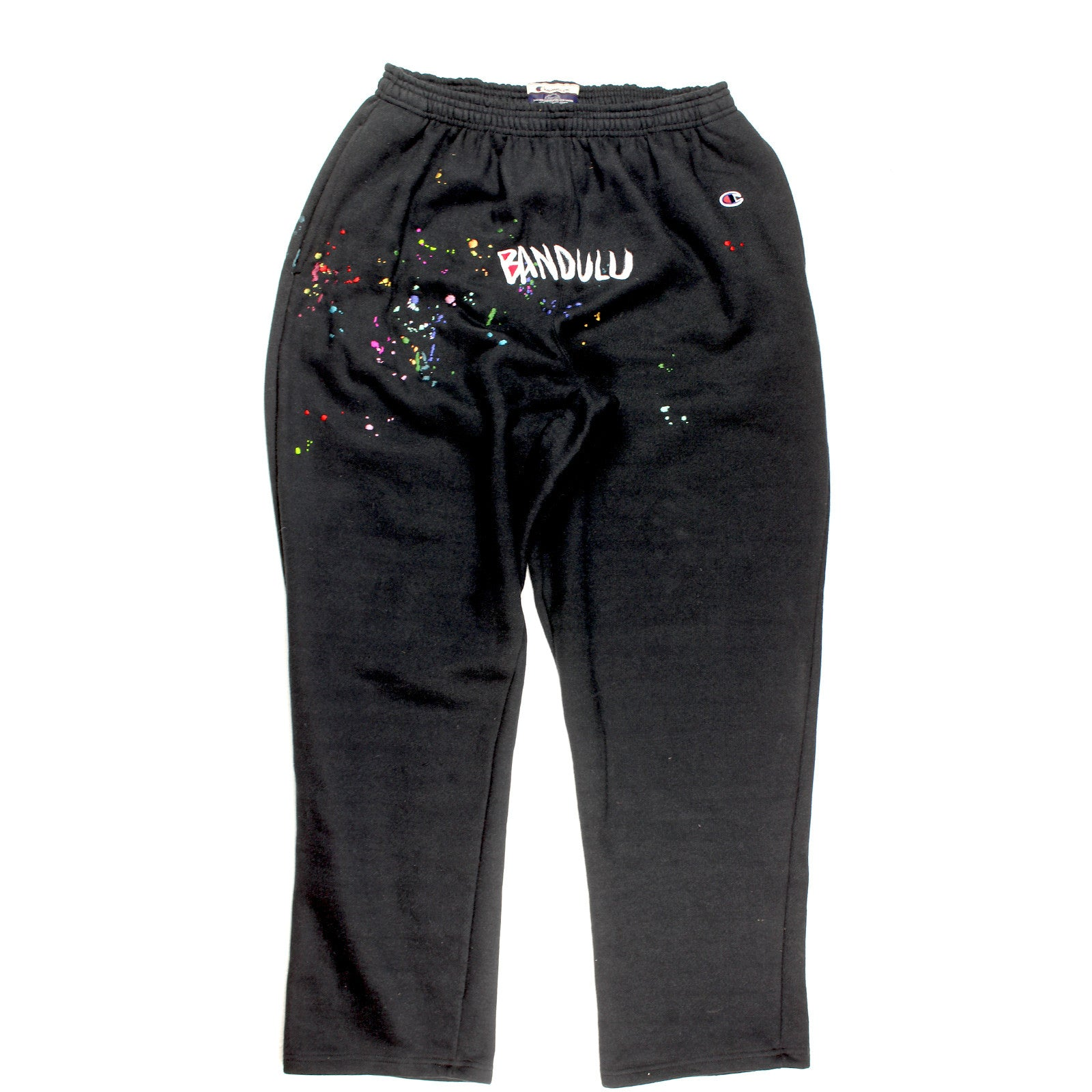 "BANDULU ""HOLLYWOOD TWO 4"" CHAMPION SWEATPANTS"