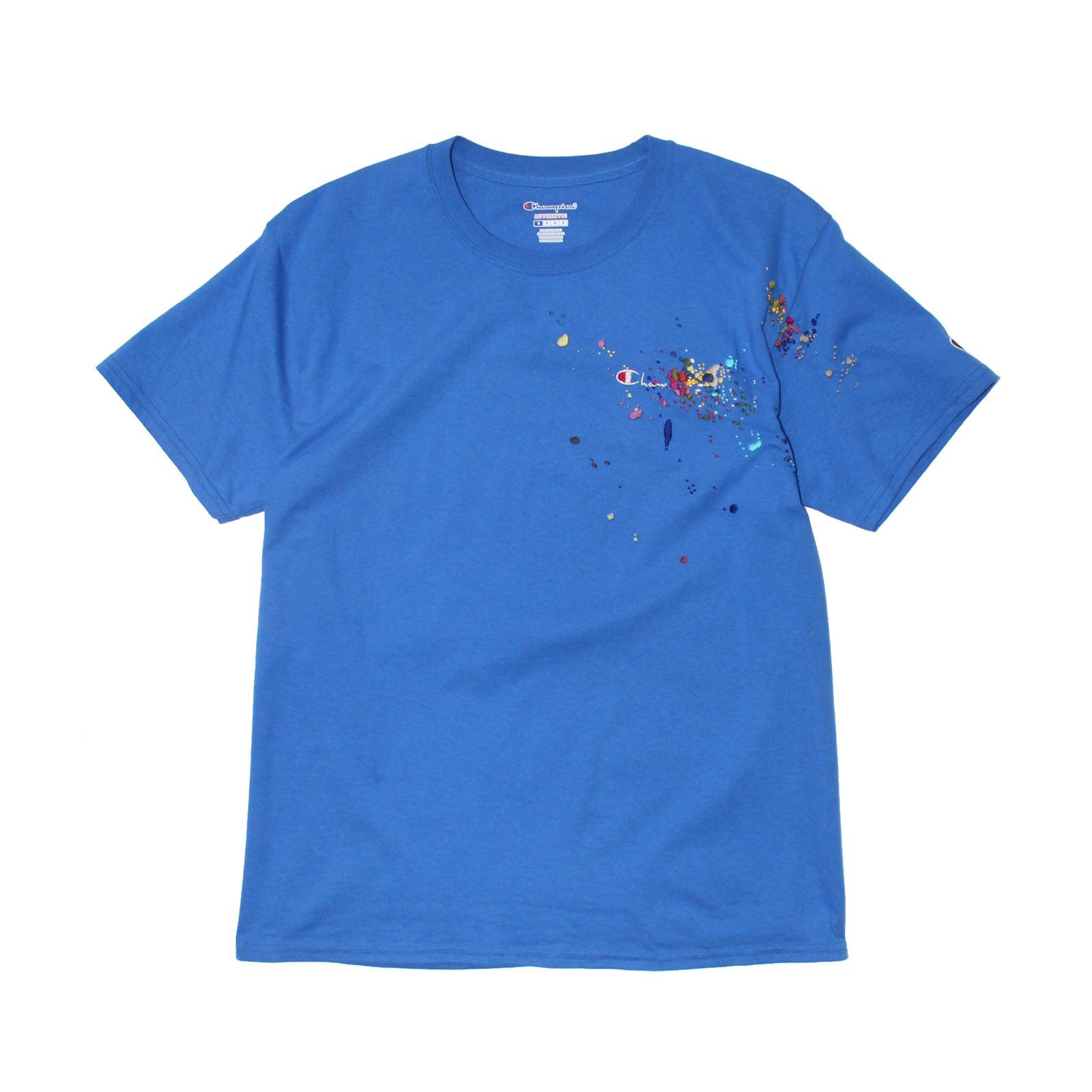 "BANDULU ""BLUE BOY"" VINTAGE CHAMPION TEE"