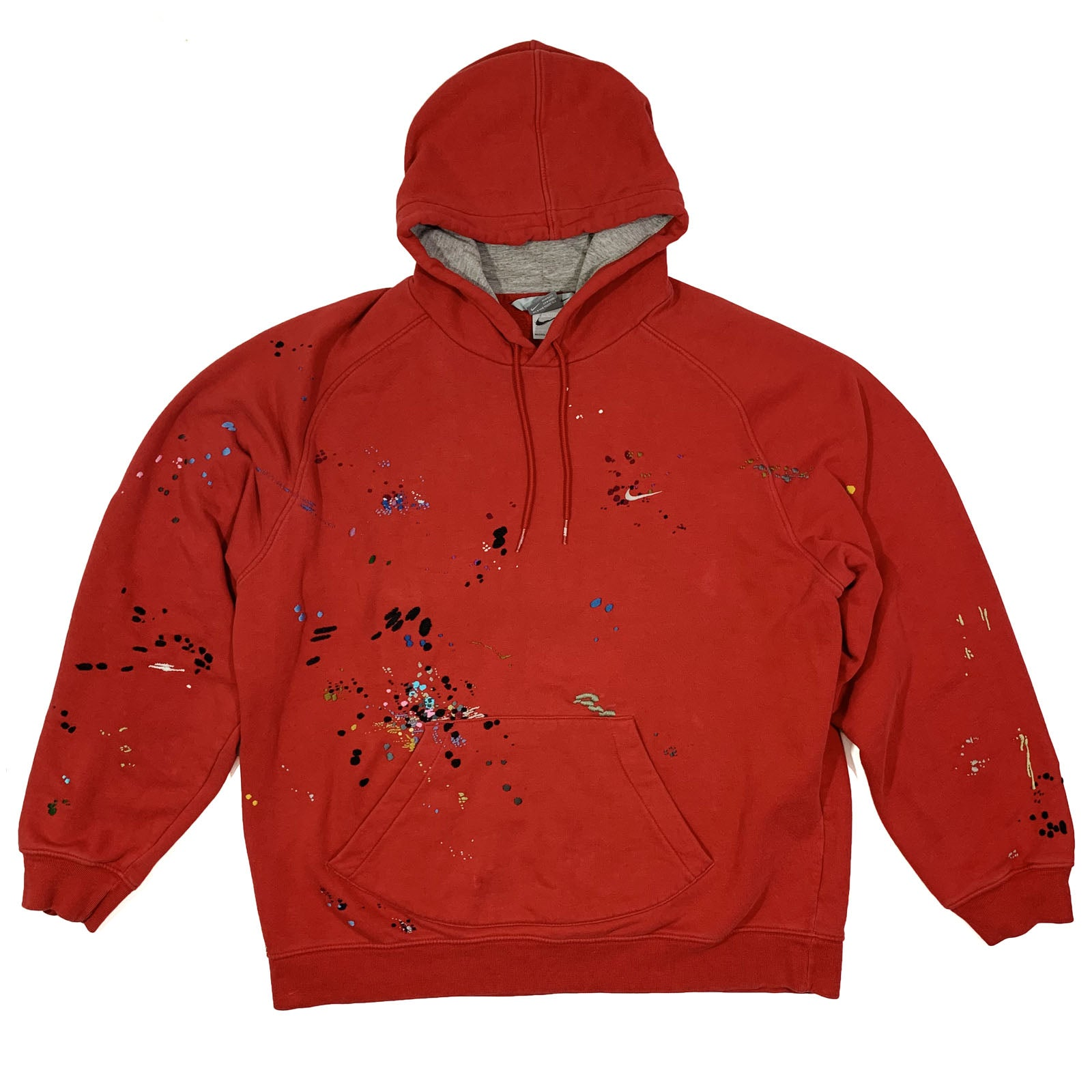 "BANDULU "" STRAWBERRY "" VINTAGE NIKE HOODIE XL"