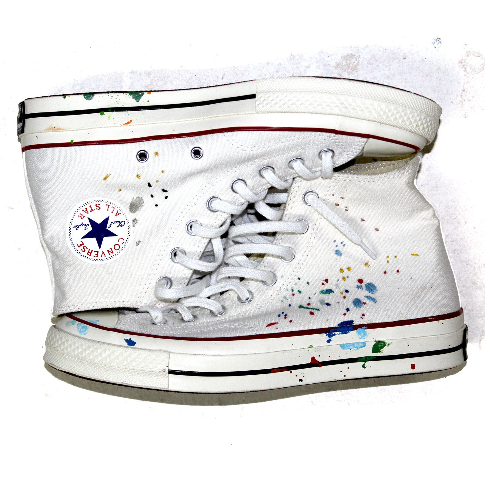 "BANDULU ""COMING OUT SWINGIN'"" CONVERSE CHUCK 70'S"