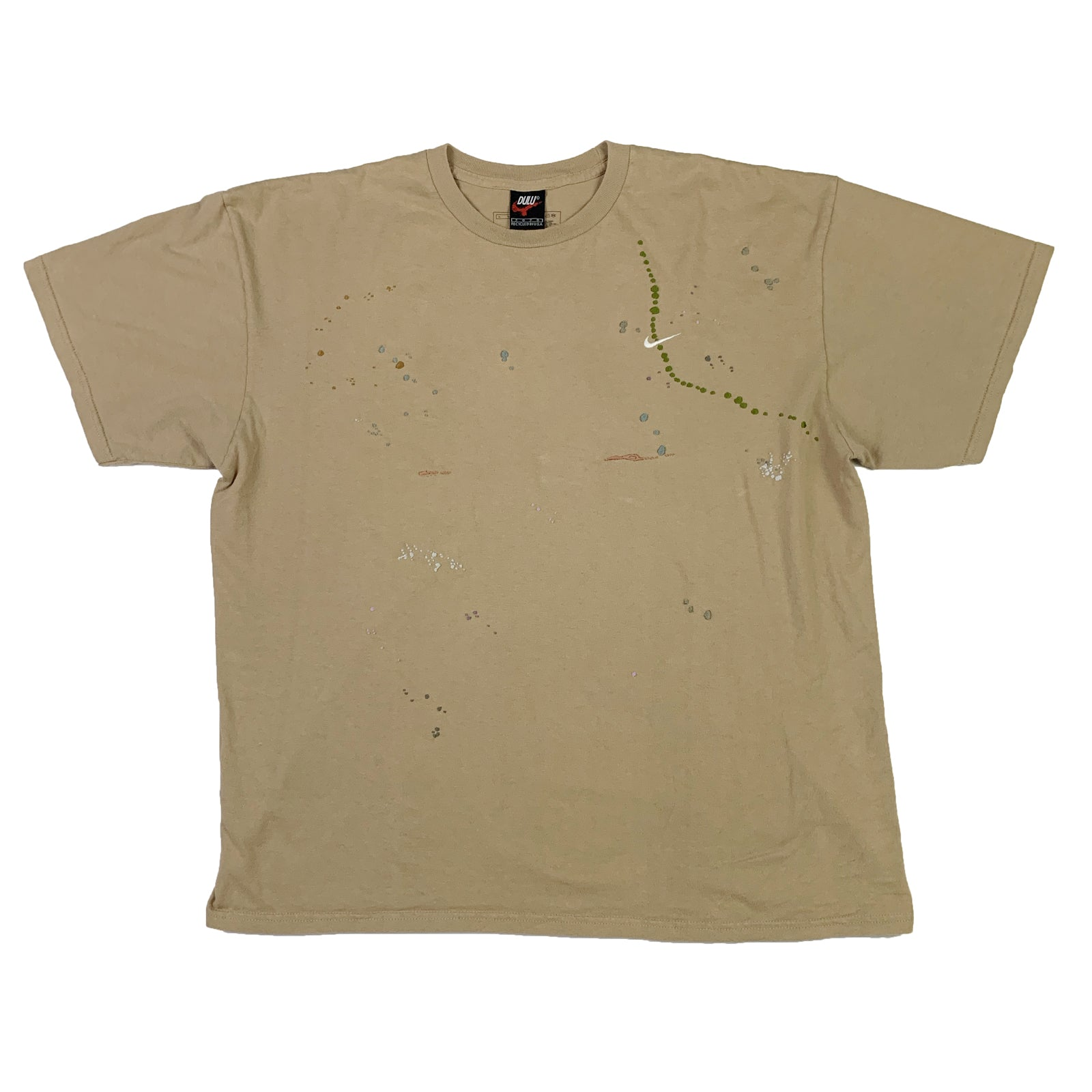 "BANDULU "" SEWER LEVEL "" VINTAGE NIKE TEE XL"
