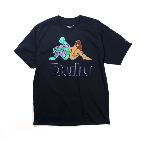 "BANDULU ""LAWNDALE PROM"" GRAPHIC CHAMPION TEE"