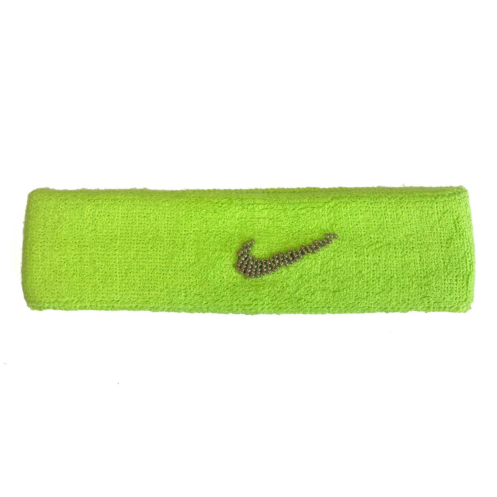 "BANDULU "" NEON "" BEADED NIKE HEADBAND"
