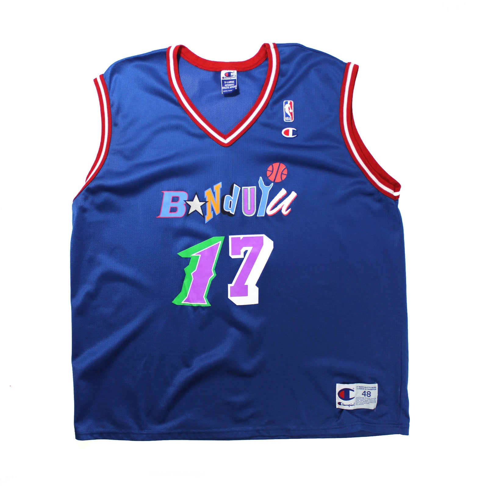 "BANDULU ""KOBE JAM"" CHAMPION GRAPHIC JERSEY/TONIGHT"