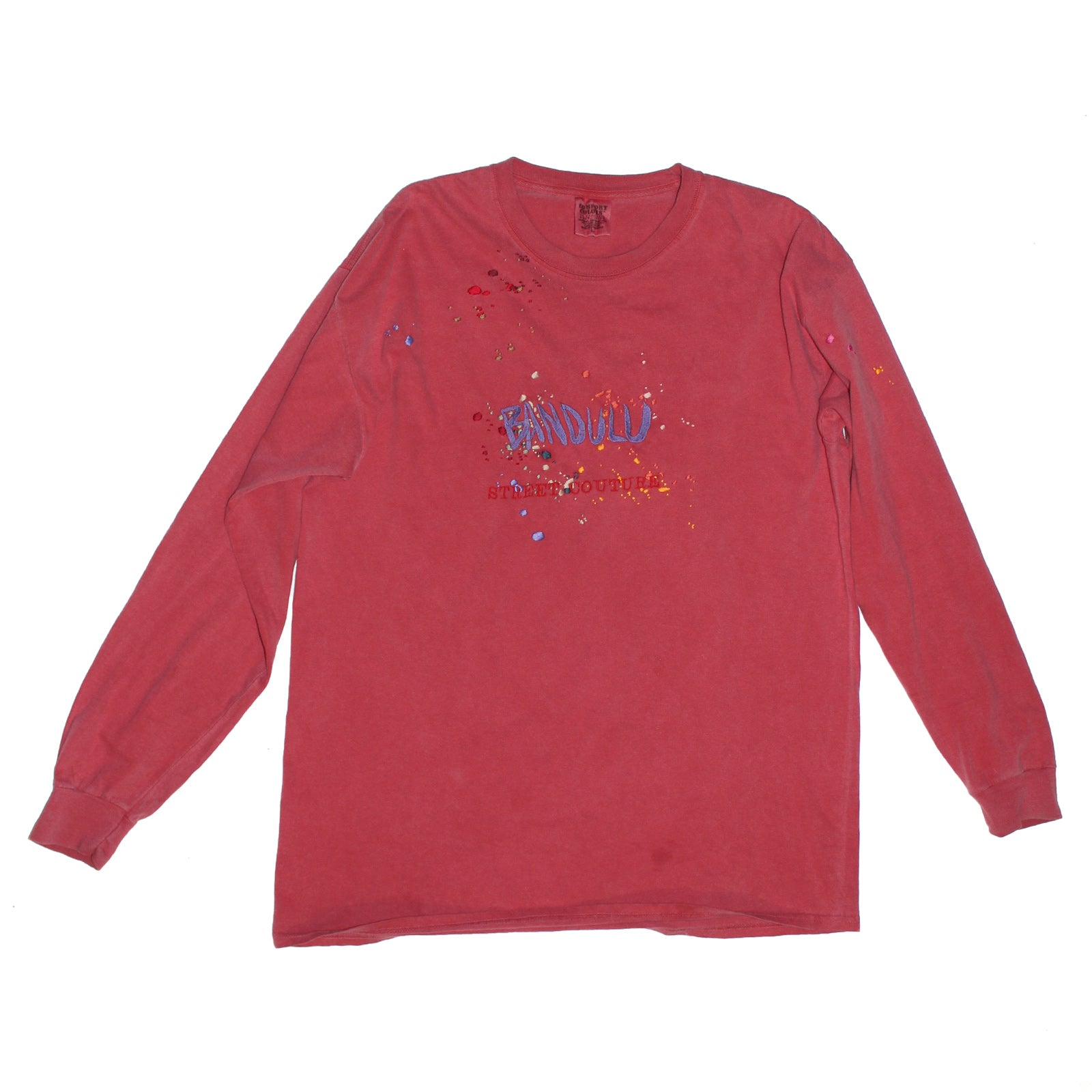 "BANDULU ""CT CRAWDAD"" SECOND HAND LONGSLEEVE"