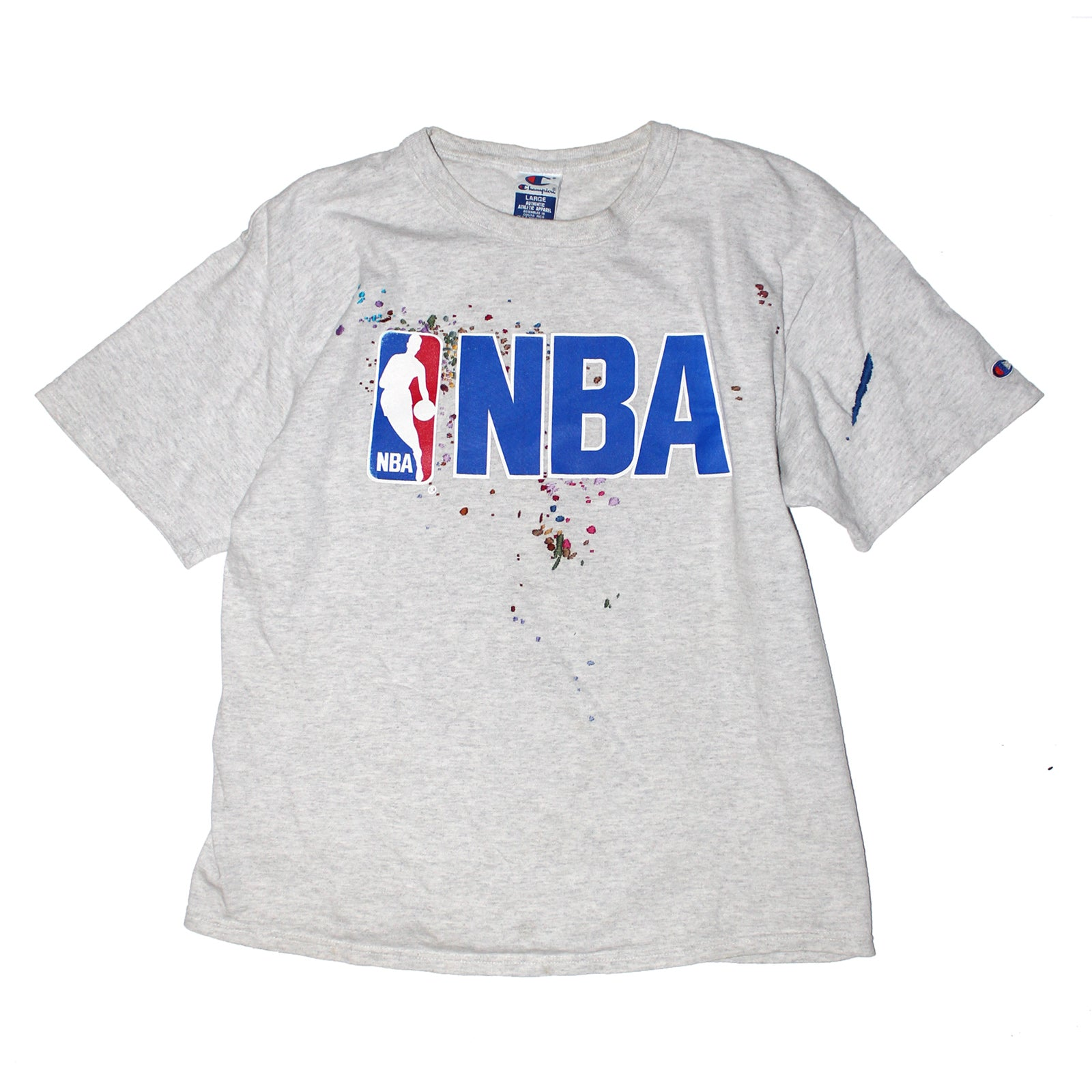 "BANDULU ""NBA OFFICIAL"" VINTAGE CHAMPION TEE"