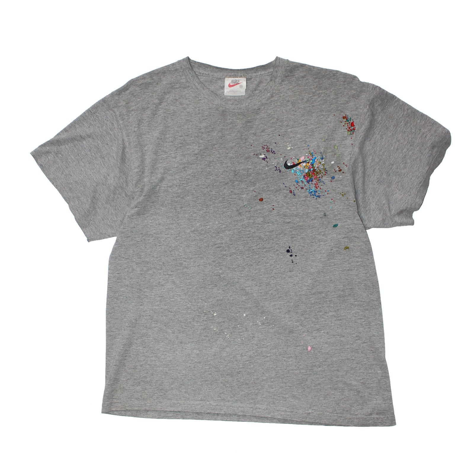 "BANDULU "" BOTTLES OF WATER "" VINTAGE NIKE TEE"