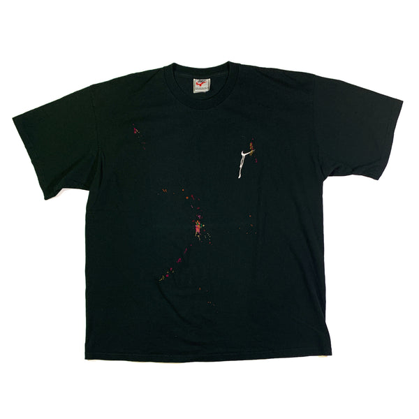 "BANDULU "" SLIGHTLY EVER SO "" VINTAGE NIKE TEE XL"