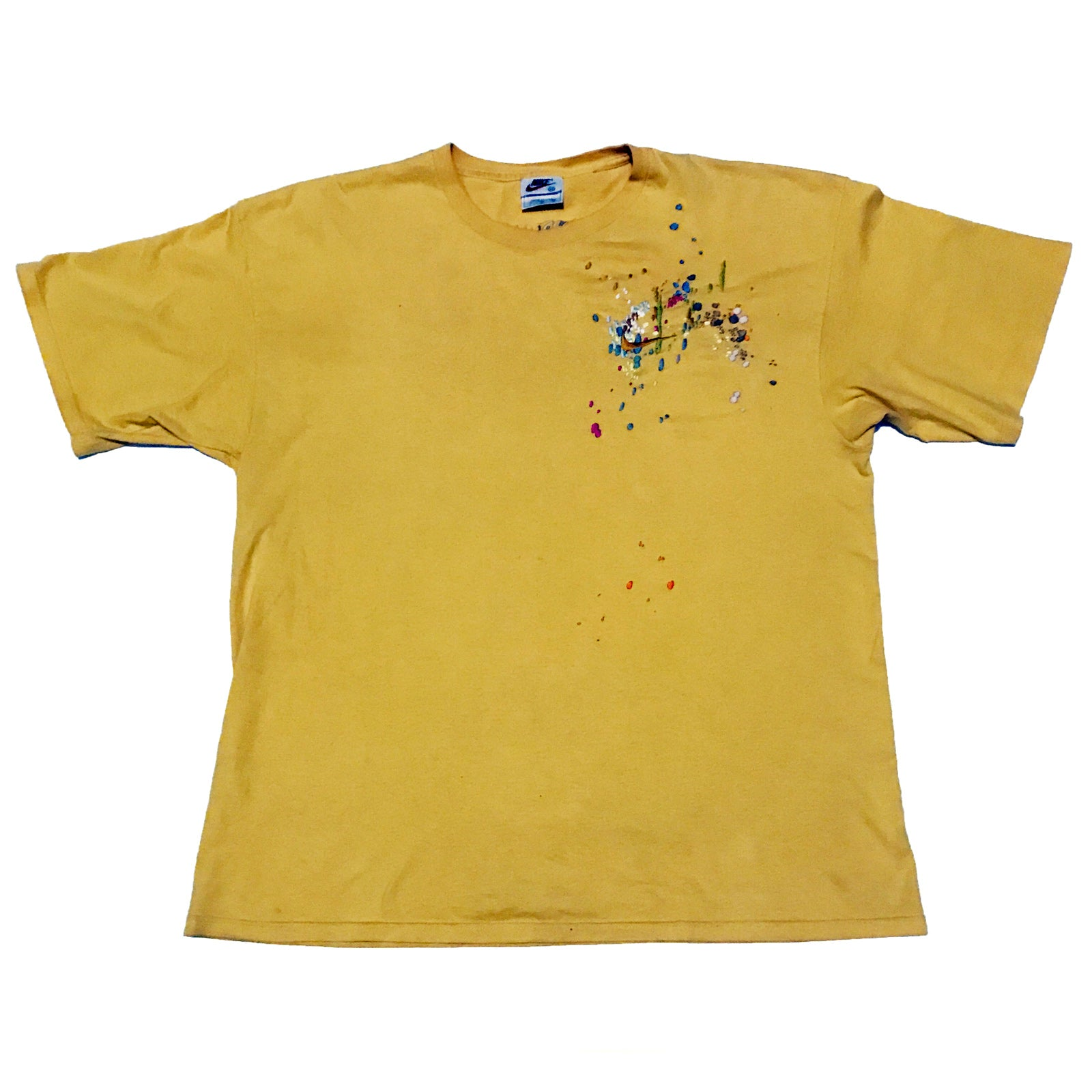 "BANDULU "" BIG BIRD "" VINTAGE NIKE TEE XL"