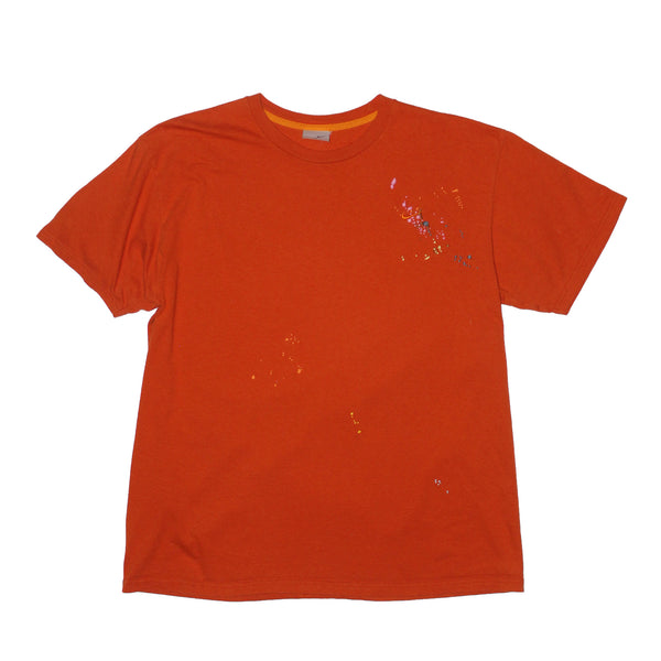"BANDULU ""ORANGE YOU HAPPY?"" VINTAGE  NIKE XL TEE"