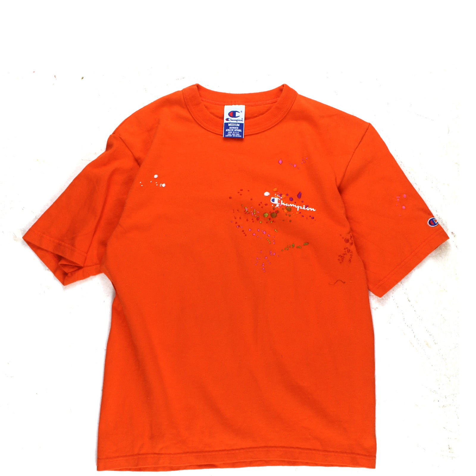 "BANDULU ""FRESH SQUEEZED"" VINTAGE CHAMP S/S TEE"