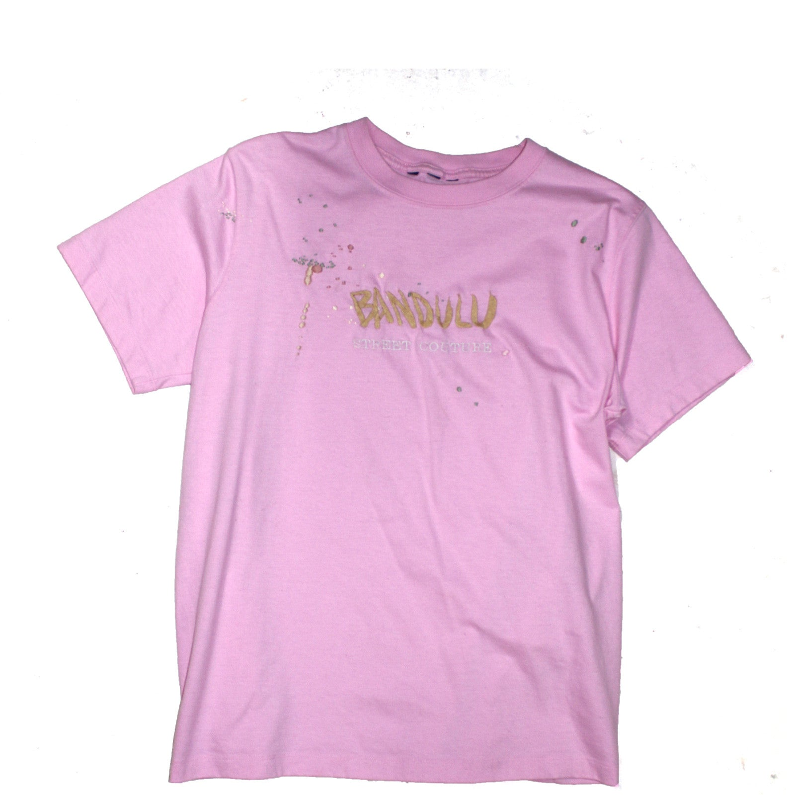 "BANDULU ""SOFTY IN SOUTH SHORE"" VINTAGE TEE"