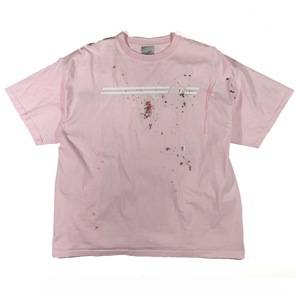 "BANDULU "" PINKY AND THE "" VINTAGE NIKE TEE XXL"