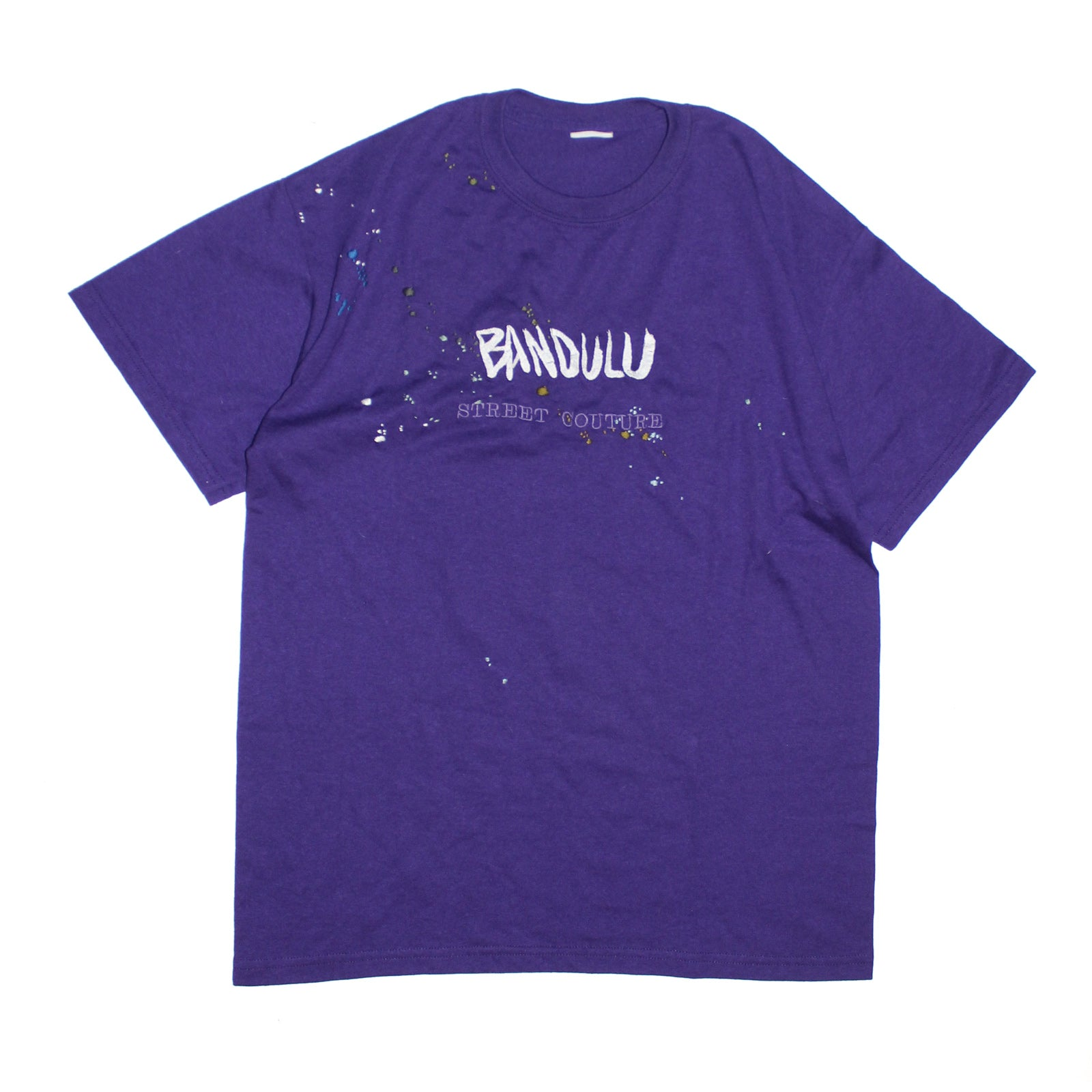 "BANDULU ""ROCKET TO THE MOON"" VINTAGE TEE"