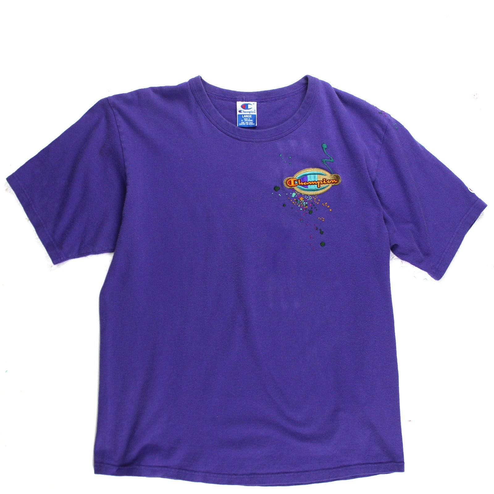 "BANDULU ""PURPLE PRIZES"" CHAMPION TEE SHIRT"