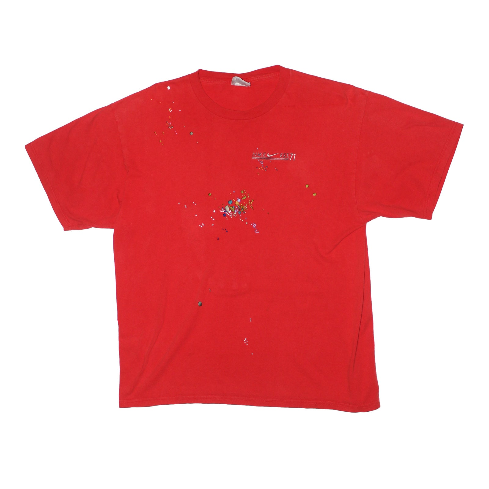 "BANDULU ""RED RIDING"" VINTAGE NIKE TEE"