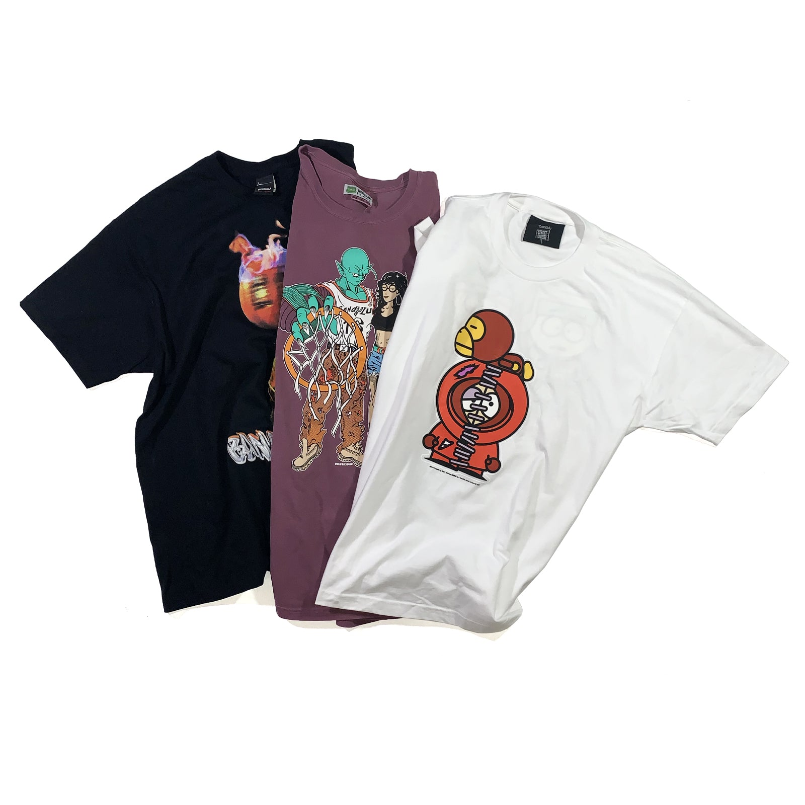 "BANDULU "" ARCHIVE "" 3 TEE GIFT PACK SMALL"