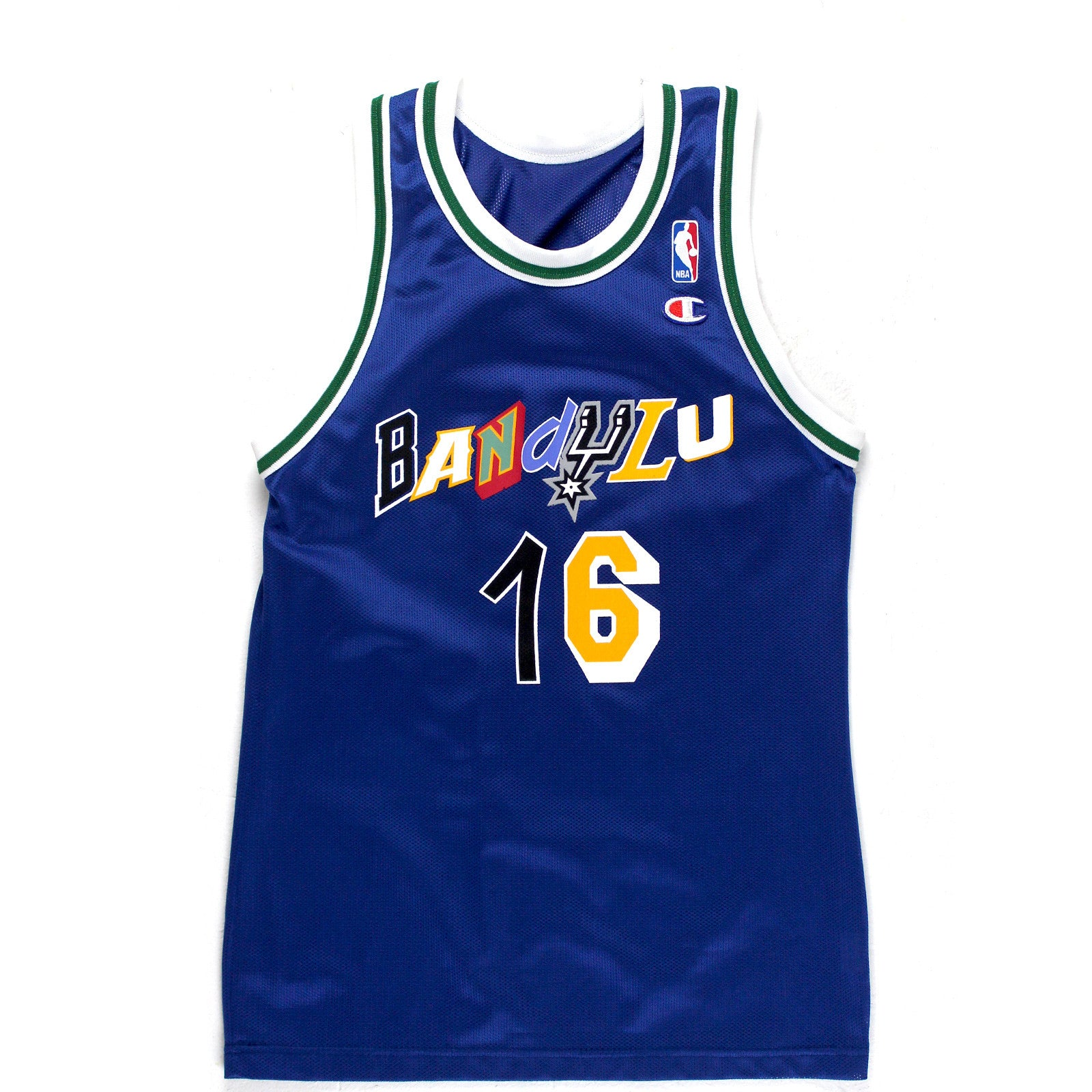 "BANDULU ""JUNIOR VARSITY JAM"" CHAMPION GRAPHIC JERSEY"