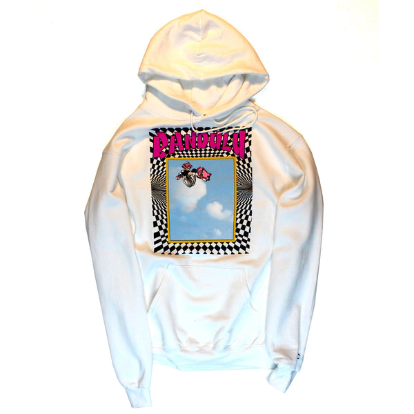 "BANDULU ""TRUNKS AIR"" CHAMPION HOODIE"
