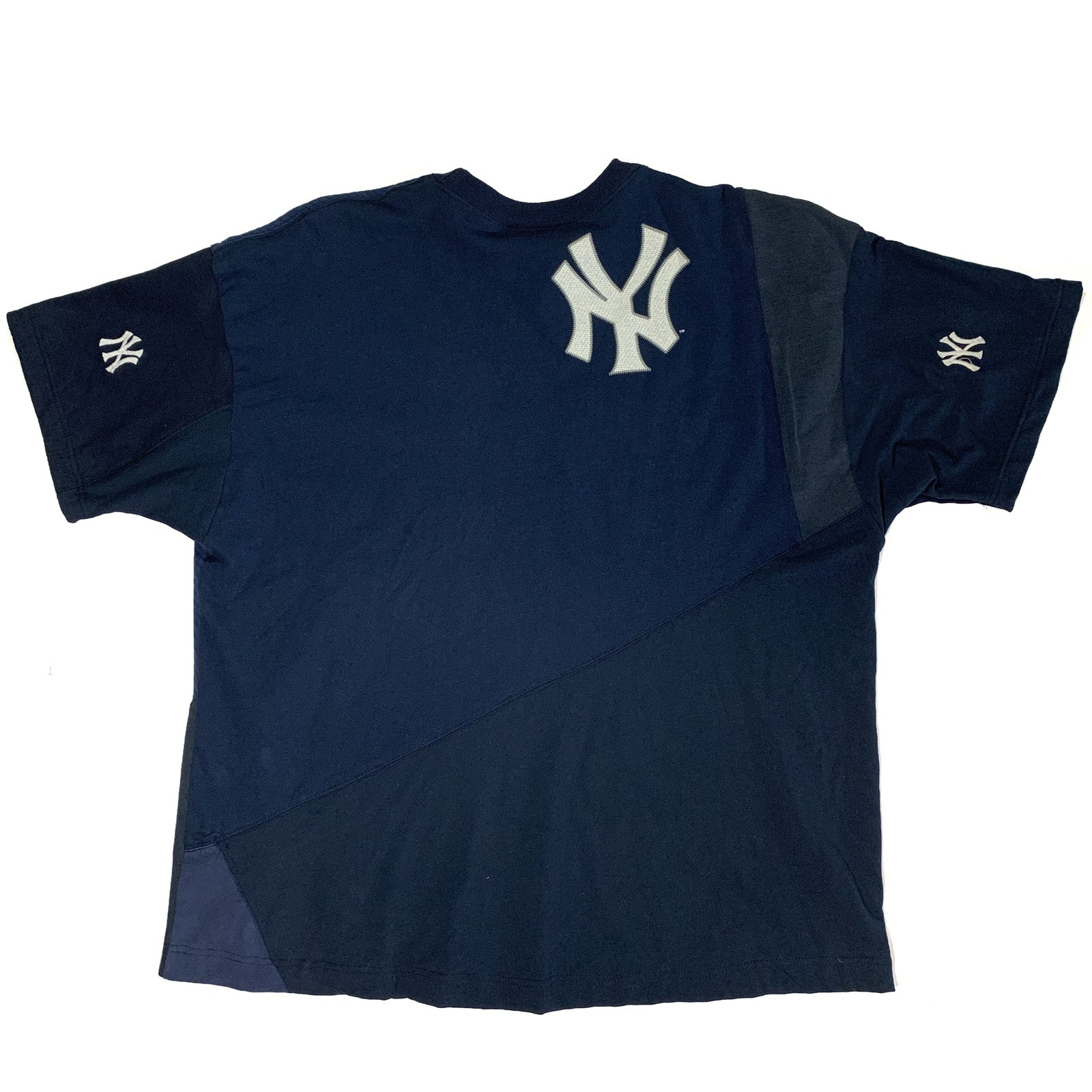 "BANDULU "" YANKEES ALL OVER "" CUT 'N SEW L TEE"