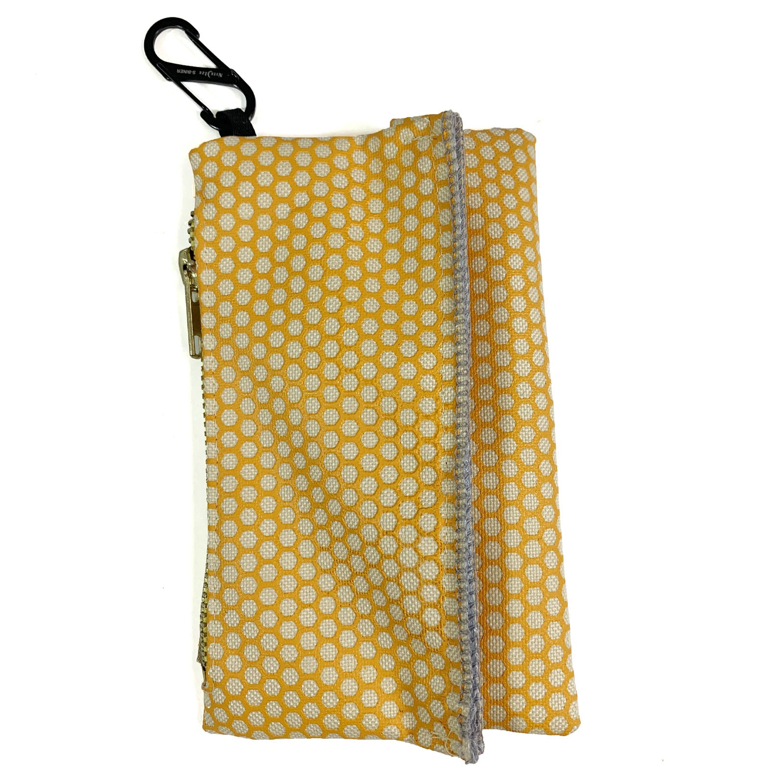 "BANDULU "" HONEY "" CANVAS POUCH"