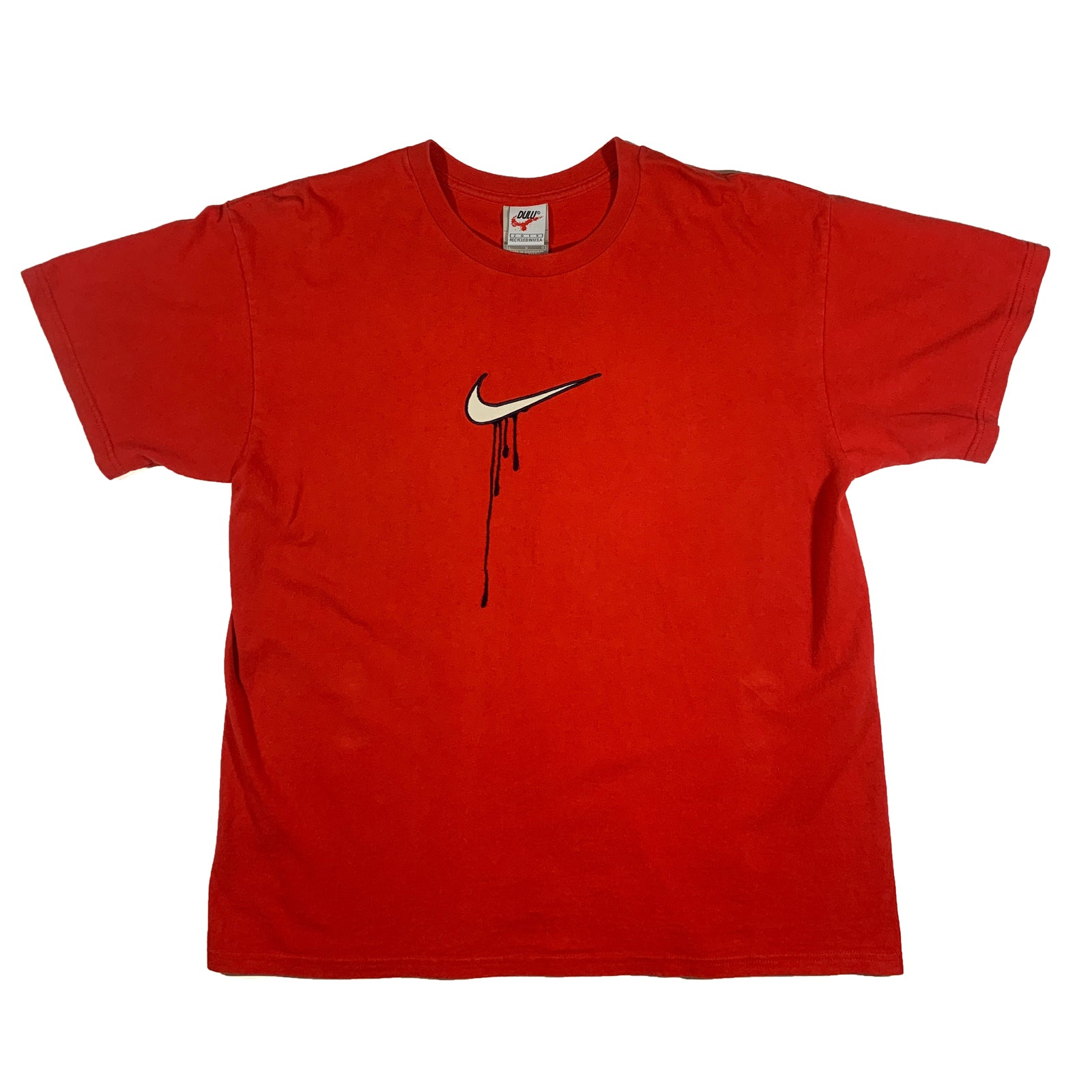 "BANDULU "" SIMPLE SIMON "" VINTAGE NIKE TEE L"