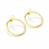 Double Bold Earring GOLD - MVDT COLLECTION