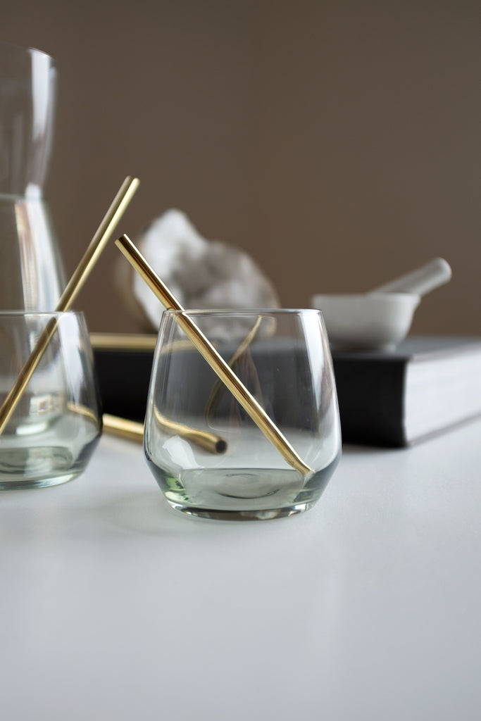 Fine Dining Straws Small