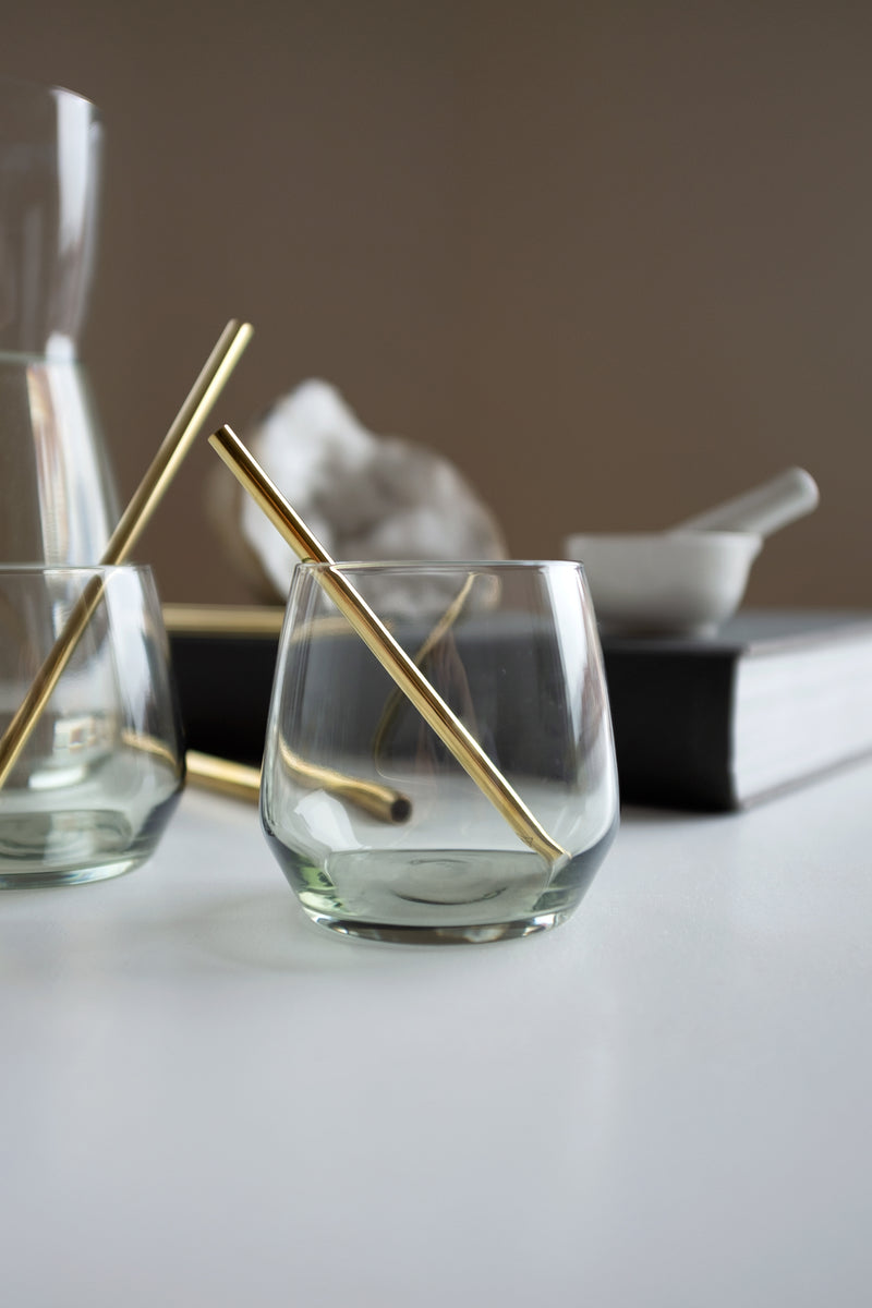 Fine Dining Straw Set