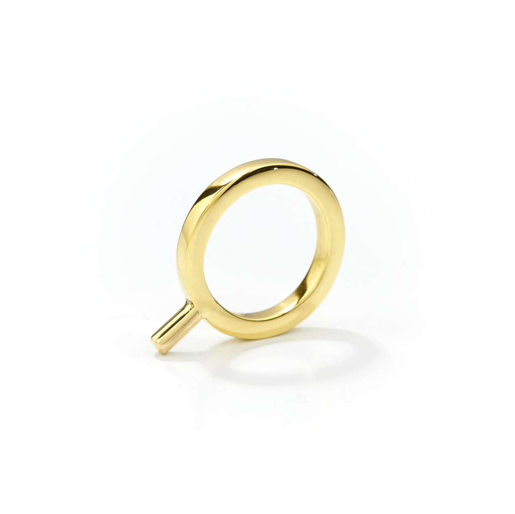 D-Mond Ring GOLD - MVDT COLLECTION