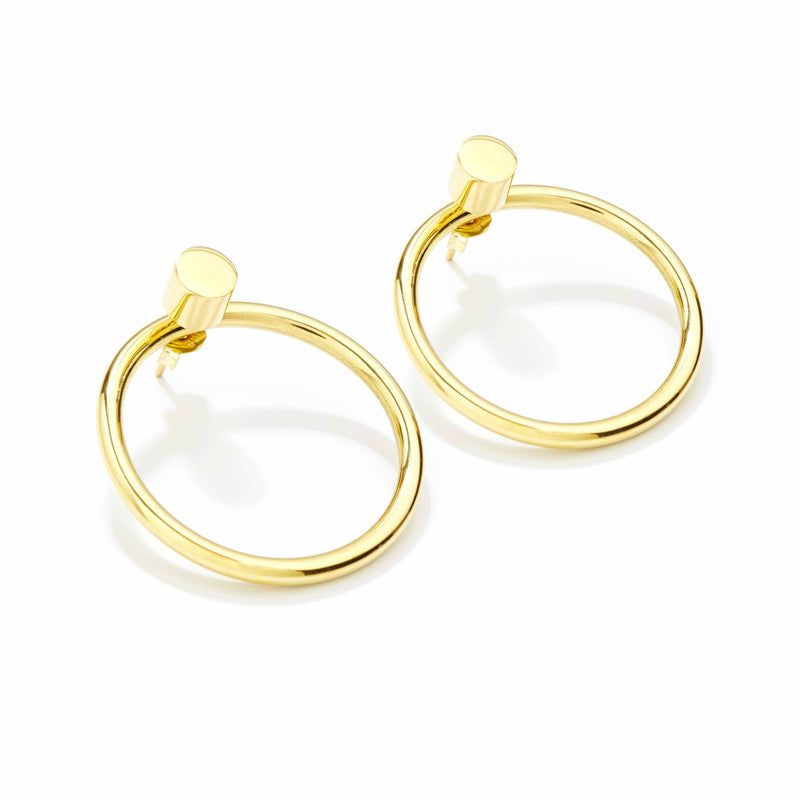 Double Bold Earring - MVDT COLLECTION