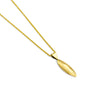 Heritage Necklace Pendant Gold - Ketting met hanger Goud - Product