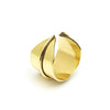 Flat Line Ring GOLD - MVDT COLLECTION
