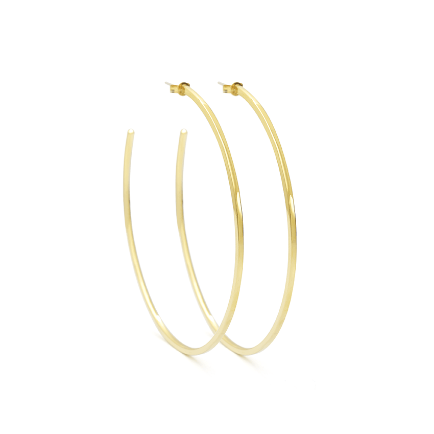 SQ Loop Earring