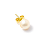 Pearl Earring Big GOLD - MVDT COLLECTION