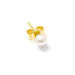 Pearl Earring Small GOLD - MVDT COLLECTION