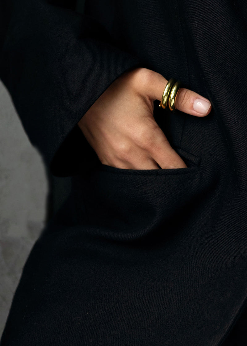 Origin Statement Ring Gold No.3 on thump - Gouden Ring