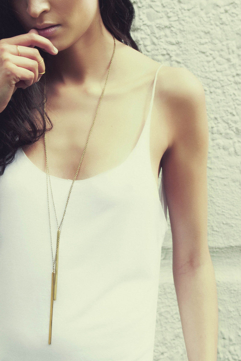 Mirror Necklace - MVDT COLLECTION
