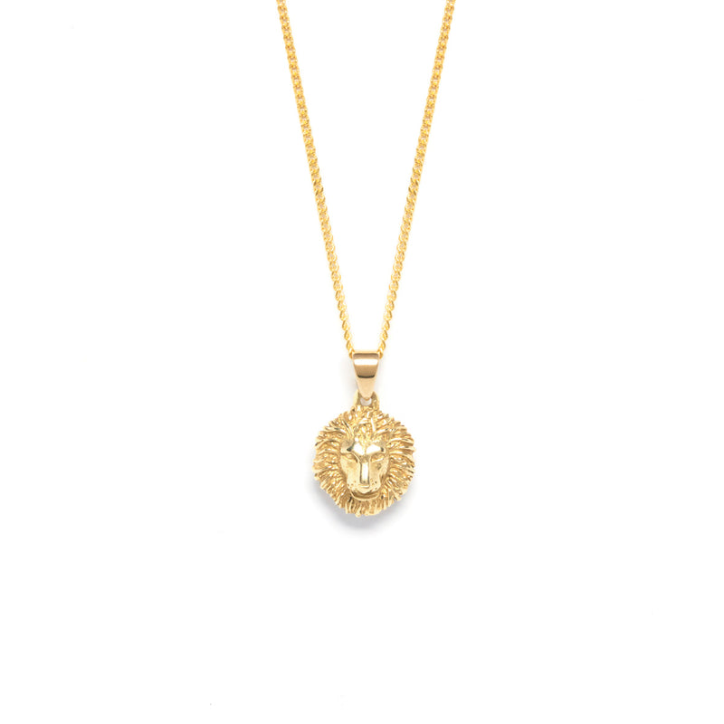 Lion Necklace - MVDT COLLECTION
