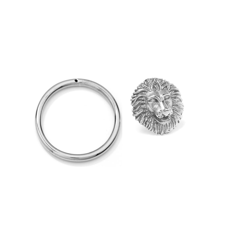 Lion Bold Earring - MVDT COLLECTION