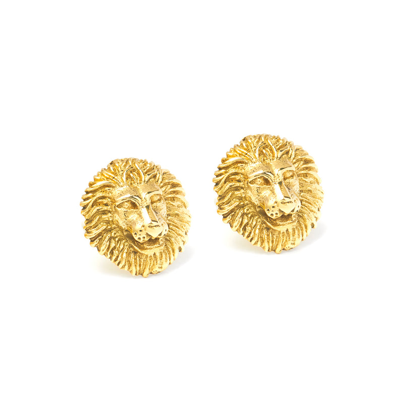 Lion Ear Studs - MVDT COLLECTION