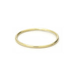Ring Plain GOLD - MVDT COLLECTION