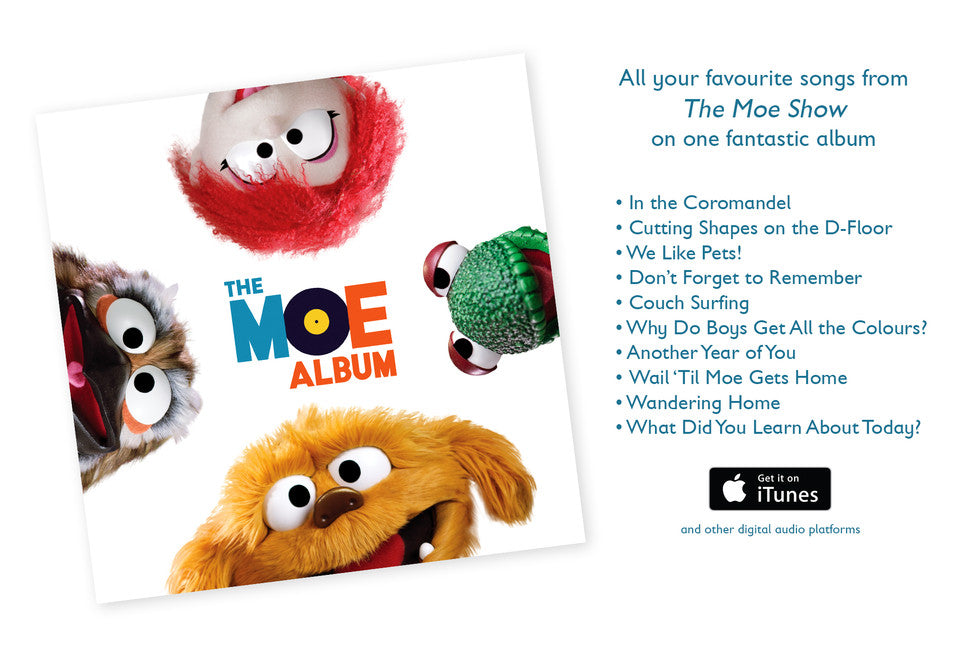 The Moe Album