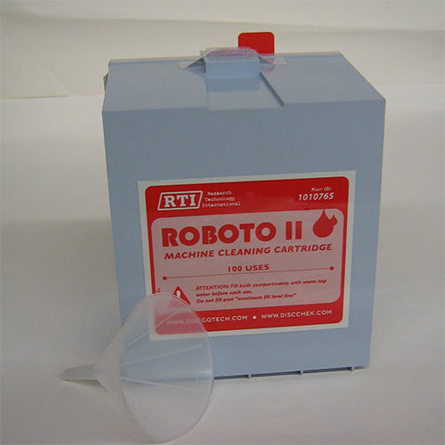 DGT-Roboto II & Solo II Consumable Pack