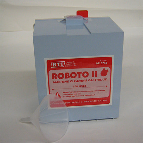 DGT-Roboto II & Solo II Series 400 Cleaning Cartridge