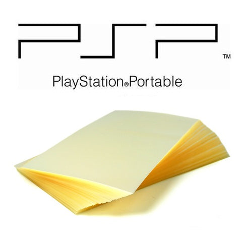 Repack-It Over-Wrap Sheets for PlayStation PSP Cases