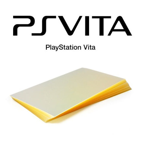 Repack-It Over-Wrap Sheets for PlayStation VITA Cases
