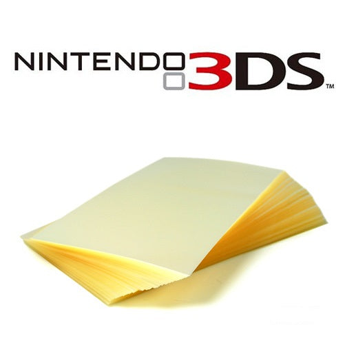 Repack-It Over-Wrap Sheets for Nintendo 3DS Cases